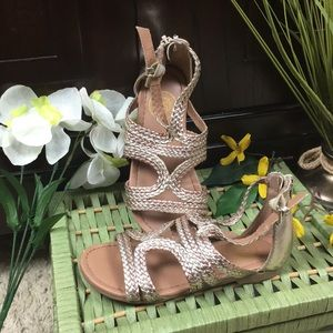 Girl Sandals Size 12M